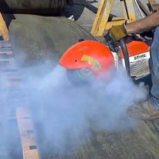 How to Cut Rubber Conveyor Belts